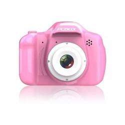 Cámara Fotográfica Pcbox Click Rosa PCB-KCR