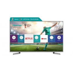 """Smart TV 55"""" 4K Hisense"""