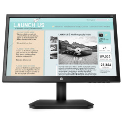 Monitor 19 Led HP v190 vga