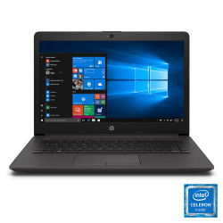 Notebook HP 14 240 N4000 Sin sistema operativo