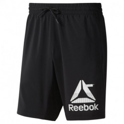 SHORT REEBOK WOR WOVEN GRAPHIC