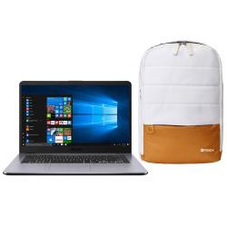 Notebook Asus 15.6 Amd A9-9425 R5 M420 Con Sistema Operativo Endless + Mochila Mobox de Regalo