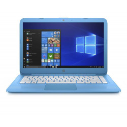 "NOTEBOOK 14"" HP STREAM N3060 4GB 32GB WIN 10 AQUA BLUE"