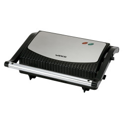 Parrilla Grill Electrico Superficie Antiadherente 750 W