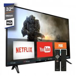 Smart Tv Led Philips 32 Pulgadas Hd Wifi Netflix Tda 5813