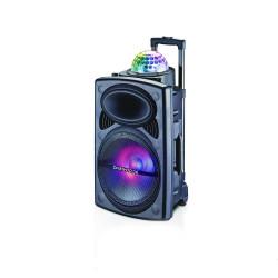 "Parlante Daewoo Disko 12"" Karaoke Micrófono"