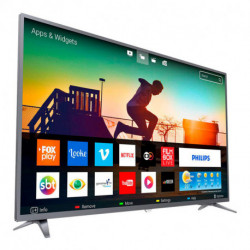 "Led Philips Smart 50"" 4K Ultra HD (50PUG6513/77)"