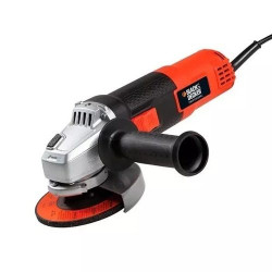 Amoladora Esmeriladora Angular Black & Decker 115mm 820w G720