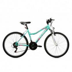 "Bicicletas MTB Rod. 26"" Dama Flash Turqueza Olmo (1BO1081-18TU)"