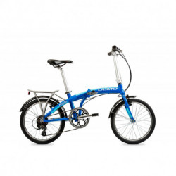 "Bicicleta Plegable Pleggo 20"" Azul/Celeste Olmo (1BO1604-00AC)"
