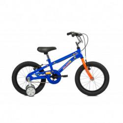 """Bicicleta Niño Cosmo 16"""" V-Brake Azul Olmo (1BO1716-00AZ)"""