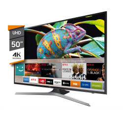 "TV 50"" SMART SAMSUNG UN50MU6100G 4K"