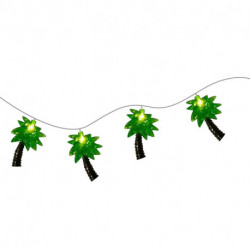 Guirnalda LED palmeras