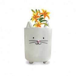 Maceta Gato cilindro