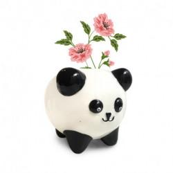 Maceta Panda redonda