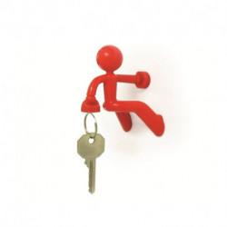 Porta Llaves Hombrecito Rojo