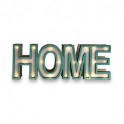 Lampara HOME led MDF
