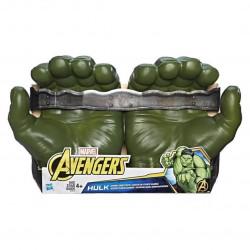 Super Puños Gamma Hulk
