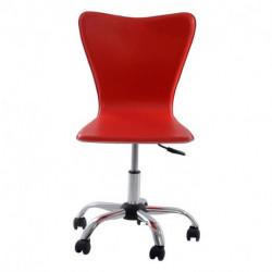 Silla de Oficina Makenna TCT010 Rojo