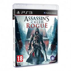 Ps3 - Ubisoft - Assassins Creed Rogue