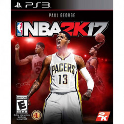 Juego para Play Station 3 NBA 2K17