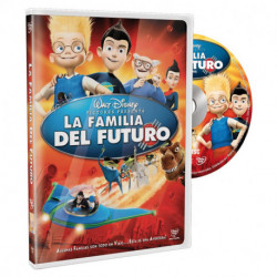 Disney La Familia Del Futuro