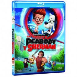 Bluray Las Aventuras de Peabody y Sherman