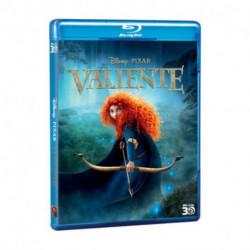 Bluray Disney Valiente 3d