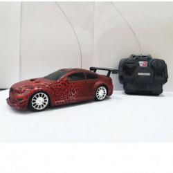 6079 AUTO R/C BMW 1:24 4ch rojo