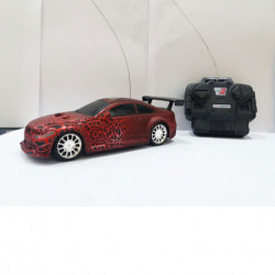 6079 ADAR AUTO Radio Control BMW 1:24 4 canales negro