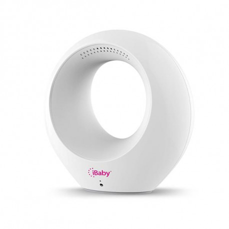 IBABY BABY AIR MONITOR WHITE TEMP VOC CO ALCOHOL