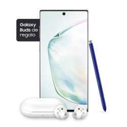 Galaxy Note10 con Galaxy Buds de regalo