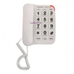 TELEFONO FIJO WINCO KXT-111 NUMEROS GRANDES