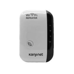 RANGE EXTENDER KANJINET KJN-RP4200A REPETIDOR DE SEÑAL 300 MBPS