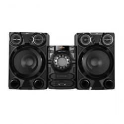 MINICOMPONENTE JVC MX-E326B 8400W CD USB MP3 RADIO BLUETOOTH NFC