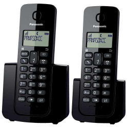 TELEFONO INALAMBRICO PANASONIC KX-TGB112AGB DOBLE DUO DECT