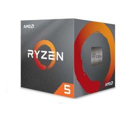 MICRO PROCESADOR AMD RYZEN 5 1400 3.4 GHZ TURBO AM4