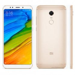 Celular Xiaomi REDMI 5 Plus Dorado (XI4-005SAZ)