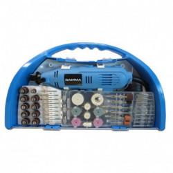 Minitorno Gamma G19501AC y Kit de accesorios - 119piezas