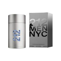 Perfume Importado 212 Men Nyc Carolina Herrera X100ml