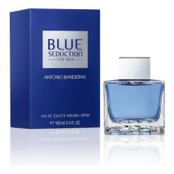 Perfume Hombre Blue Seduction Antonio Banderas Edt 100ml