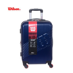 "Valija carry on abs azul 20"" Wilson"