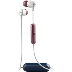 AURICULAR WIRELESS C/MIC INEAR SKULLCANDY JIB BT S2DUW-L677 BLUETOOTH VICE/GRAY/CRIMSON