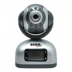 CAMARA IP EURO EUCC-1000IP SNOOP SILVER