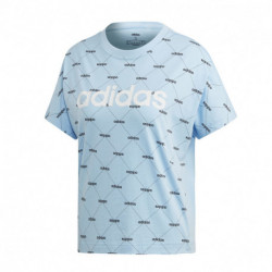REMERA LINEAR GRAPHIC MUJER