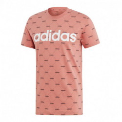 REMERA ADIDAS LINEAR GRAPHIC