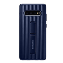 Funda Samsung Protective Standing Cover S10+ Negro