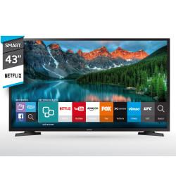 "TELEVISOR SAMSUNG SMART TV 43"" FHD PLANO J5290"
