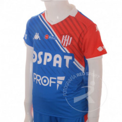 CAMISETA KAPPA ALTERNATIVA CLUB ATLÉTICO UNIÓN 2019 NIÑO