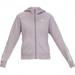 CAMPERA UNDER ARMOUR UA TAPED FLEECE FULL ZIP MUJER
